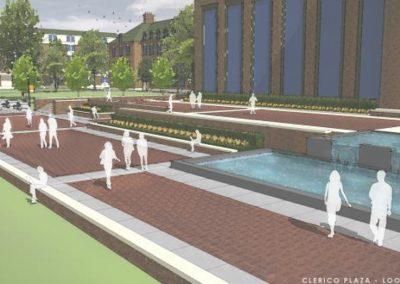 Alaback Design Bennett Legacy Walk Render 2