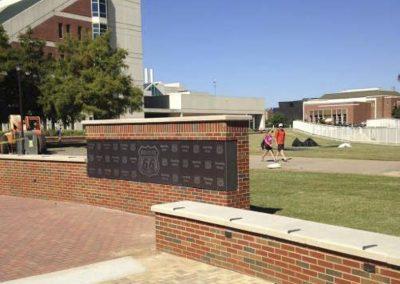 Alaback Design Phillips 66 Student Plaza 2